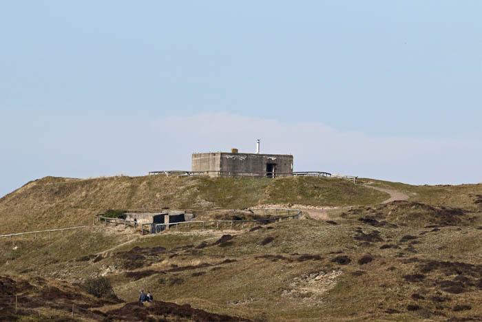 bunker, Loodsmansduin, Texel, uitkijkpunt, hoog duin