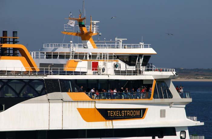 veerboot TESO Texelstroom Texel